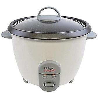 Lloytron Kitchen Perfected Automatic Non Stick Rice Cooker, 700 W, 1.8 Litre