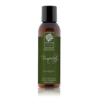Sliquid Balance Collection Massage Öl Ruhe: 125ml