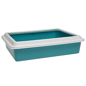 Pet Brands Cat Toilet Litter Tray Box Cat Pet