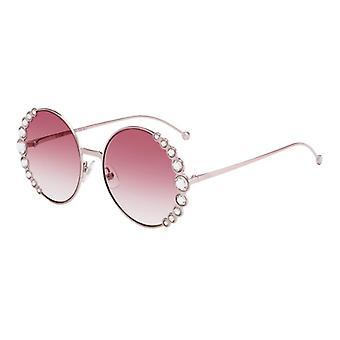 Fendi FF0324/S 35J/3X Pink/Pink Gradient Sunglasses