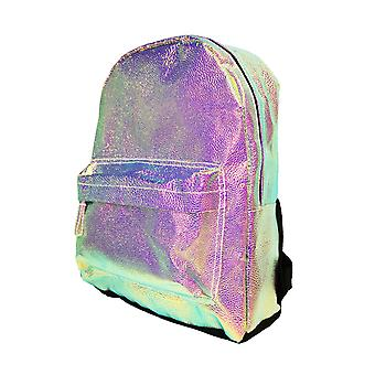 TMC Girls Iridescent Reflective Backpack, 9.4L
