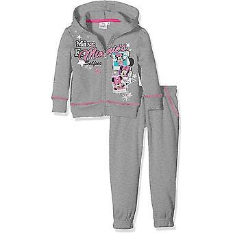 Dziewczyn Disney Minnie Mouse Jogging zestaw dres