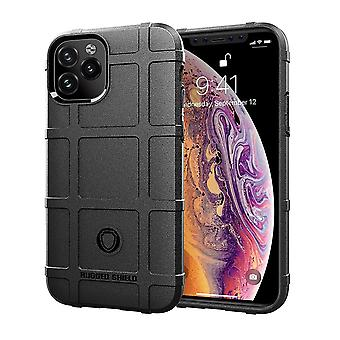 Pour iPhone 11 Pro Max Case, Protective Shockproof Robust TPU Cover, Black