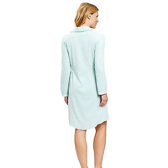 Féraud 3201008-15800 Women's High Class Fresh Mint Dressing Gown