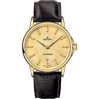 Edox 57001 37J DI Les Bémonts reloj de señoras