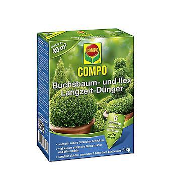 COMPO boxwood and Ilex long-term fertilizer, 2 kg