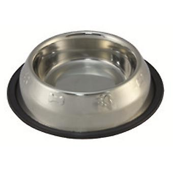 Arquivet Stainless Anti-Slip Trough 2 (Dogs , Bowls, Feeders & Water Dispensers)