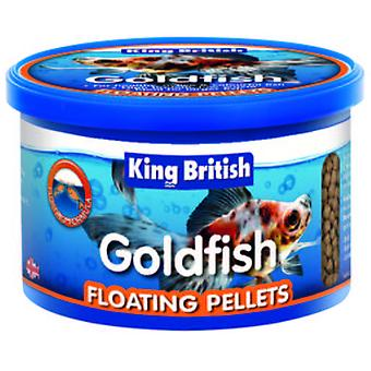 King British Goldfish Floating Food Sticks (With IHB) (Fish , Food , Cold Water)