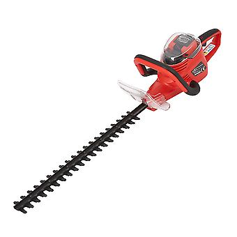 Cordless 36V Lightweight Hedge Trimmer Bush Cutter with Battery & Fast Charger