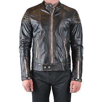 S.w.o.r.d 6.6.44 Ezbc197006 Men-apos;s Brown Leather Outerwear Jacket