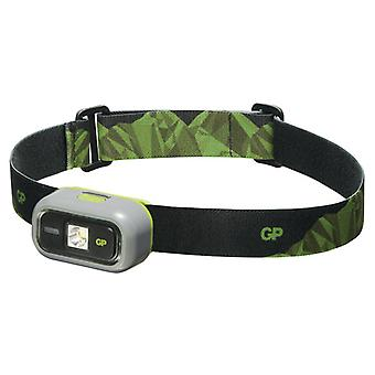 GP Batteries GPACTCH33000 GP Discovery CH33 Mid Range Head Torch with 1 AA