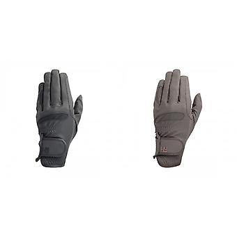Hy5 Unisex Adults Lightweight Leather Riding Gloves