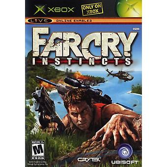 Far Cry Instincts  Game - New