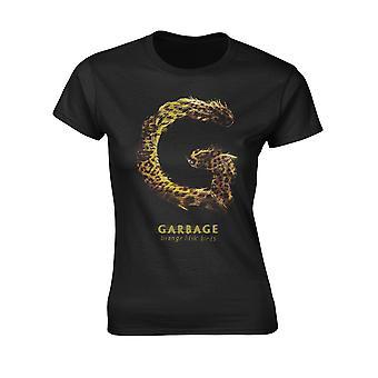 Ladies Garbage Strange Little Birds Official Tee T-Shirt