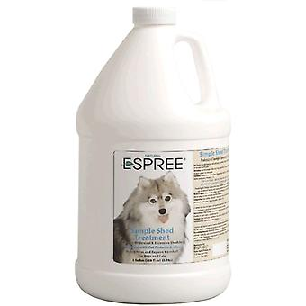 Espree Natural Oat Protein and Aloe Vera Simple Shed Treatment Conditioner, 3.8L