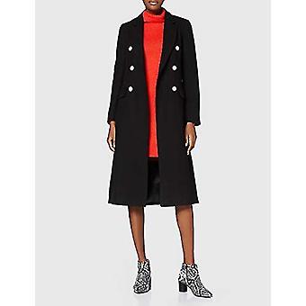 Amazon Brand - find. Women's Leather Round Heel Point