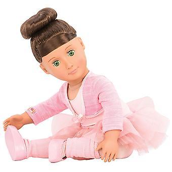 Notre génération Deluxe Ballet poupée Sydney Lee
