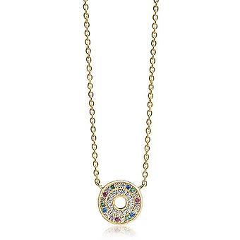 Sif Jakobs Colliers, Necklace Women SJ-C1048-XCZ-YG
