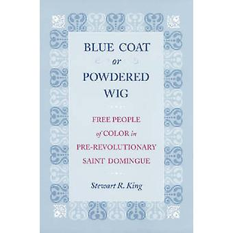 Blue Coat or Powdered Wig by King & Stewart