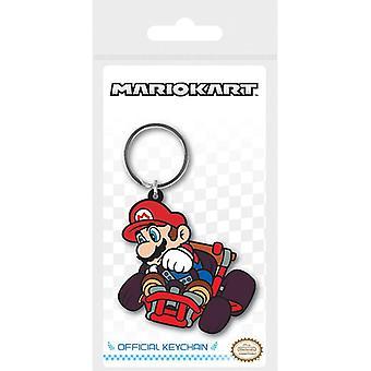 Mario kart drift kumi avaimenperä
