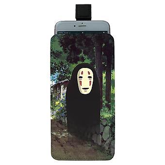 Anime Spirited Bort Kaonashi Universell Mobil Bag