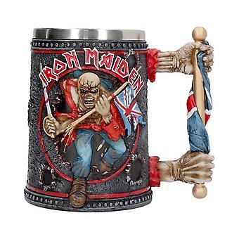 Iron Maiden Eddie Trooper Tankard