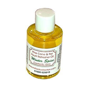 Winter Spice Refresher Oil by Milford Collection
