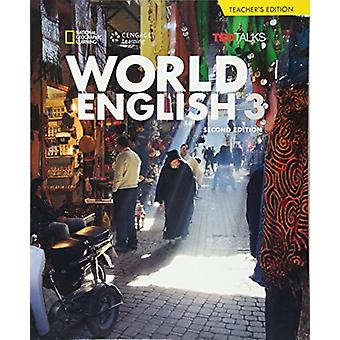 World English with TED Talks 3 - Intermediate - Teachers Guide (2nd E