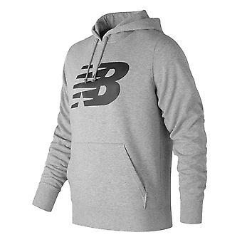Nowe Balance bluza męska duże Logo z kapturem topy