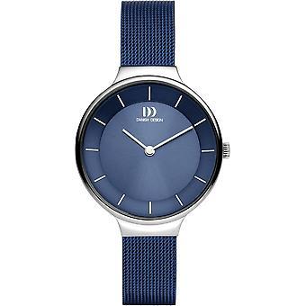 Danish Design IV69Q1272 Georgia Dames Horloge
