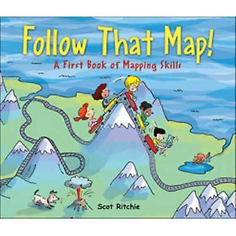 Suivez cette carte! par Scot Ritchie - livre 9781554532742