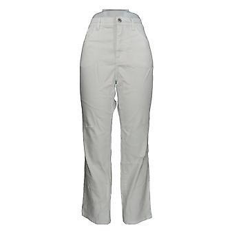 Denim & Co. Women's Jeans Classic Denim White A304475