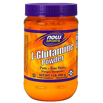 Now Foods L-Glutamine 5000 mg Powder 454 gr