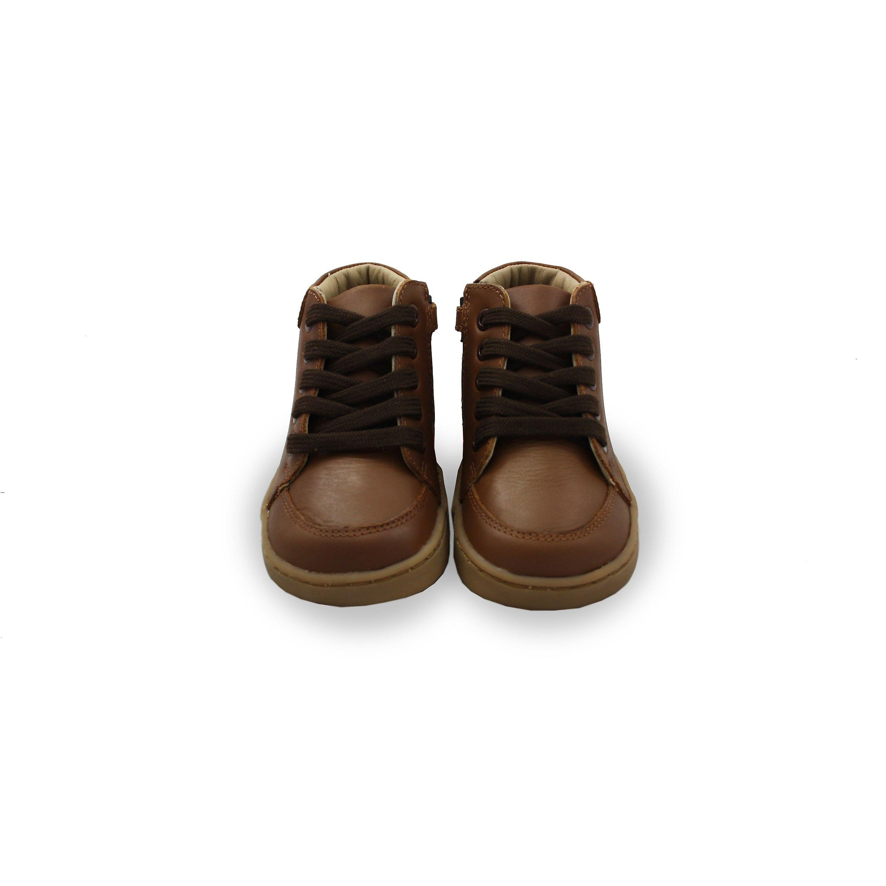 Scholl Tan Billy Ankle Boots