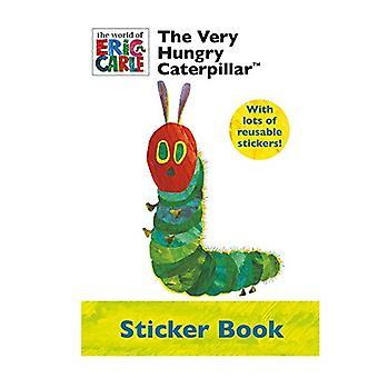 Very Hungry Caterpillar Sticker Book by Eric Carle - 9780857269867 Bo