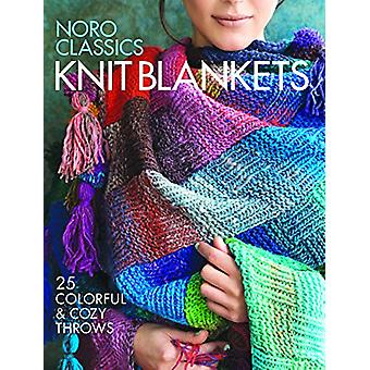 Knit Blankets - 25 Colorful & Cozy Throws by Sixth&spring Book