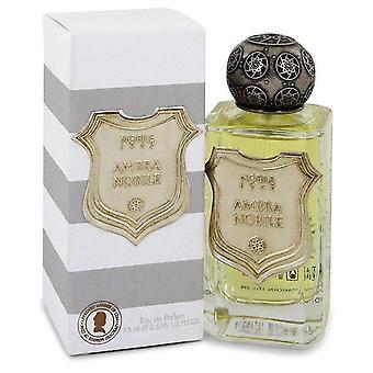 Ambra nobile eau de parfum spray (unisex) by nobile 1942 551444 75 ml