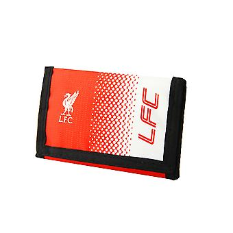 Liverpool FC Official Fade Touch Fastening Football Crest Wallet