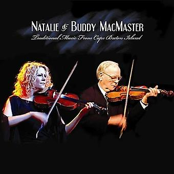Natalie Macmaster & Buddy - Traditional Music From Cape Breton Island [CD] USA import