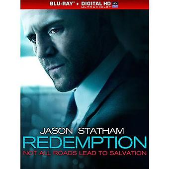 Redemption [BLU-RAY] USA import