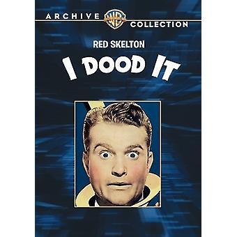 Dood It [DVD] Yhdysvallat tuon