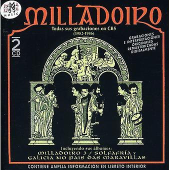 Milladoiro - Todas Sus Grabaciones 1982-1986 [CD] USA import