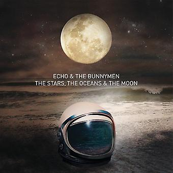 Echo & Bunnymen - Stars Oceans & the Moon [CD] USA import