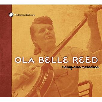 Ola Belle Reed - Rising Sun Melodies [CD] USA import