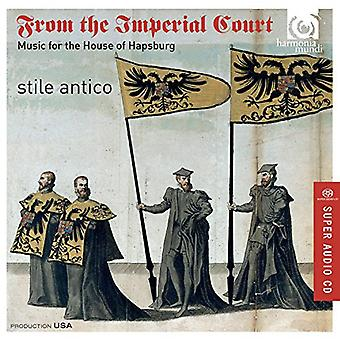 Stile Antico - From the Imperial Court-Music for the House of Hapsburg [SACD] USA import