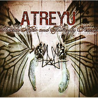 Atreyu - Suicide Notes & Butterfly Kisses [CD] USA import