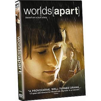 Worlds Apart [DVD] USA import