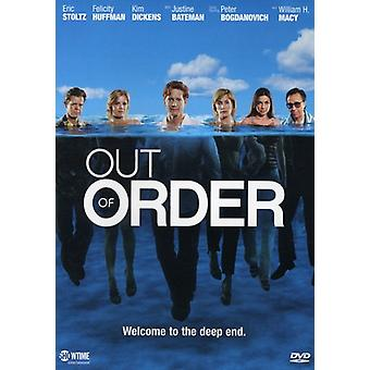 Out of Order [DVD] USA import