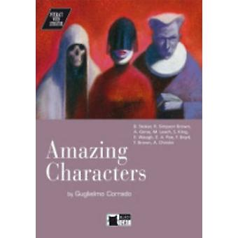 Amazing Characters by Collective - 9788877543752 Book