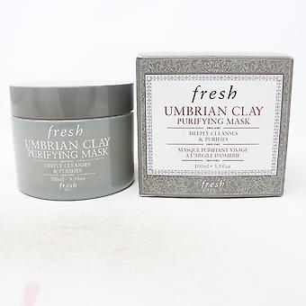 Fresh Umbrian Clay Purifying Face Mask  3.3oz/100ml New With Box